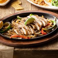 Lunch Portion Chicken Fajitas