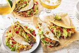Weekday Special Taco Fix Tuesday