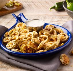 Fried Pickled Jalepenos