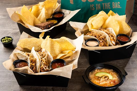Individual Taco Boxes