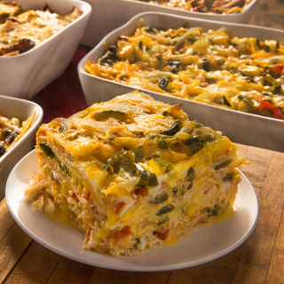 King Ranch Mexican Casserole