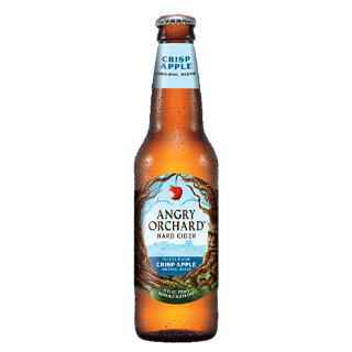 Angry Orchard at On The Border