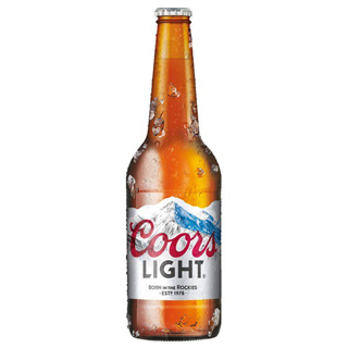 Coors Light at On The Border