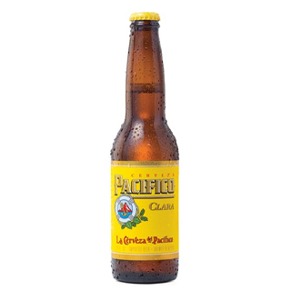 Pacifico at On The Border