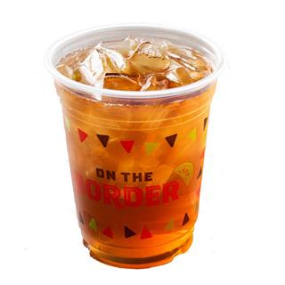 Iced Tea at On The Border