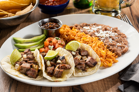Street Style Mini Tacos