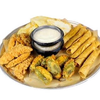 Create Your Own Platter