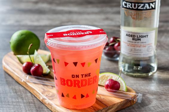 Cherry Lime Rum 'Rita To-Go