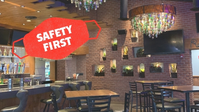 Safety First Dining Room