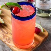Cherry Lime Rum 'Rita